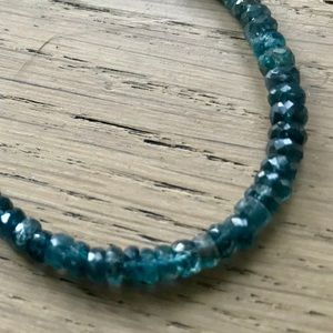 Jewelry - Genuine kyanite gemstone bracelet